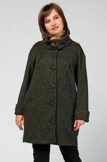 """Жакет-пальто """"СКС"""" 3856 (Оливковый)"""