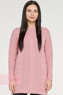 Туника женская 182-4804 Фемина (Розовая дымка)