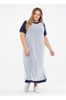 """Платье """"Её-стиль"""" 110200102 ЕЁ-стиль (Белый)"""