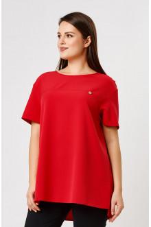 """Блуза """"Лина"""" 4196 (Красный)"""