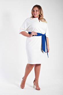 Платье 136509 ЛаТэ (Белый)