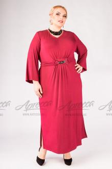 """Платье """"Артесса"""" PP32403RED29 (Малиновый)"""